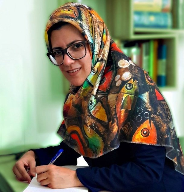 تصویر استاد شکفته احمدی