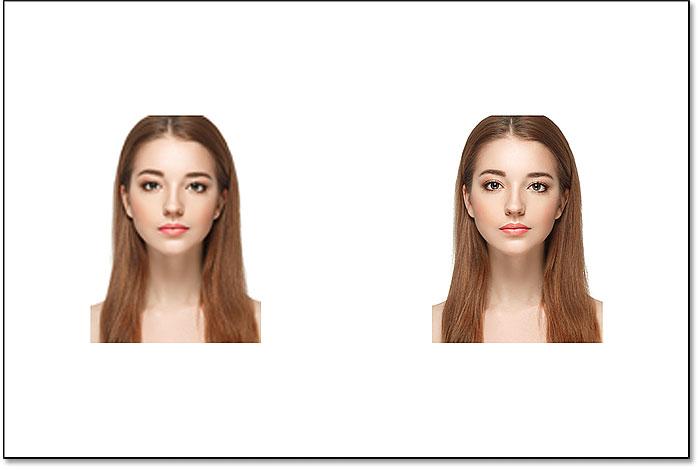 به نظر می رسد شی هوشمند از نسخه پیکسل تصویر بهتر از نسخه پیکسل تصویر در فتوشاپ است