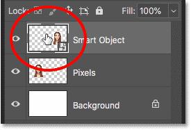 روی تصویر بند انگشت هوشمند دوبار کلیک کنید.