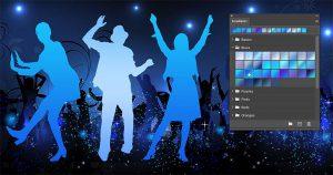 روش های جدید برای افزودن گرادیان در Photoshop CC 2020